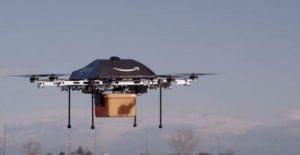 livrari cu drone