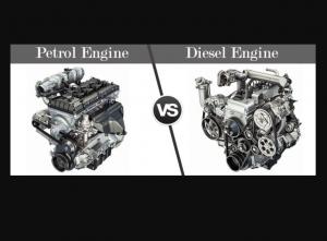 diesel sau benzină