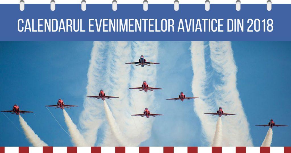 Evenimente aviatice 2018 România