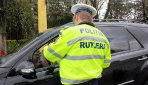 Poliția Rutieră nu mai dă amenzi