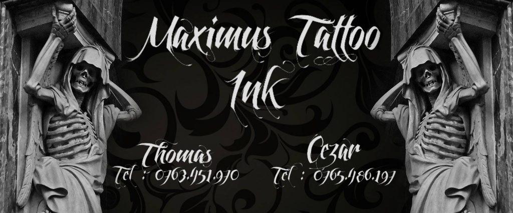 Maximus Tattoo INK