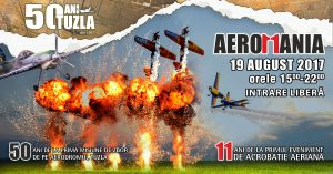 Aeromania 2017 miting aviatic