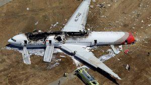 Cum supraviețuim unui accident aviatic