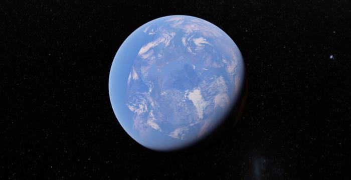 Google Earth fără instalare
