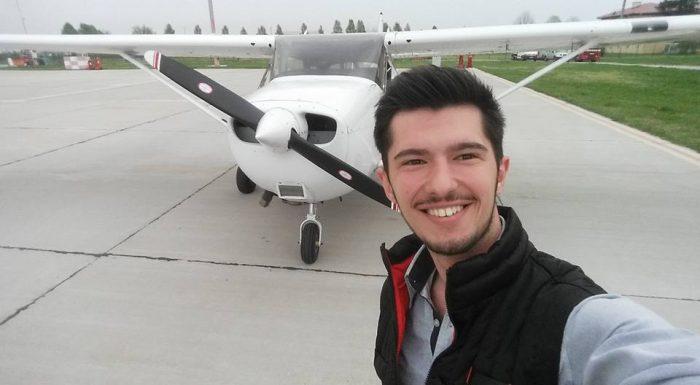 pilot Radu David