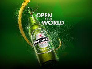 reclama Heineken