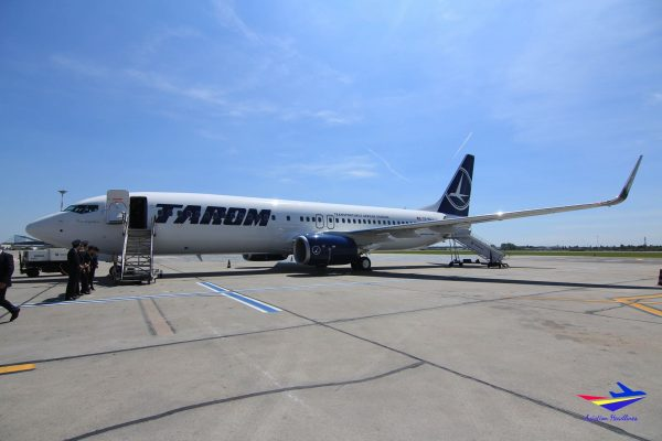 BOEING 737–800NG TAROM