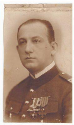 Crucea Comemorativă a Războiului 1916-1918