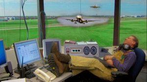 Controlorii de trafic aerian din România, în grevă
