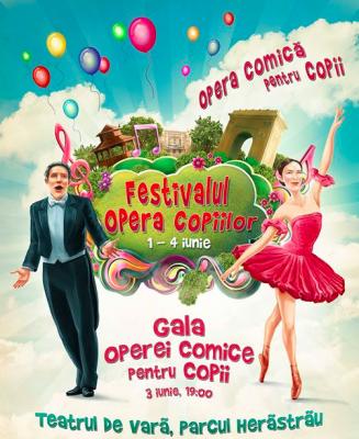 Festivalul Opera Copiilor