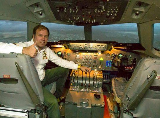 thomas salme pilot fara licenta