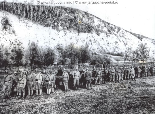vanatorii de munte ciresoaia