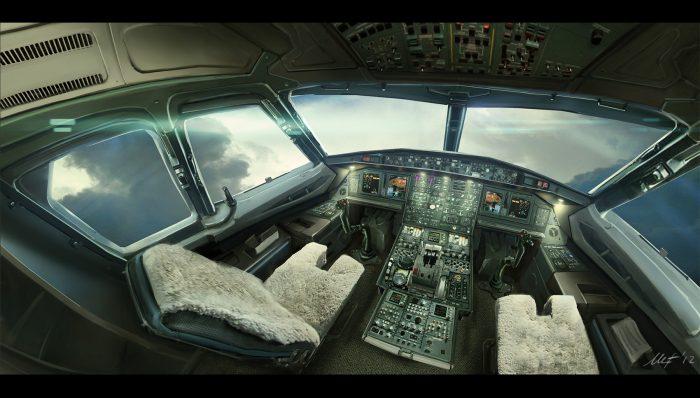ai zbura cu un avion fără piloți?