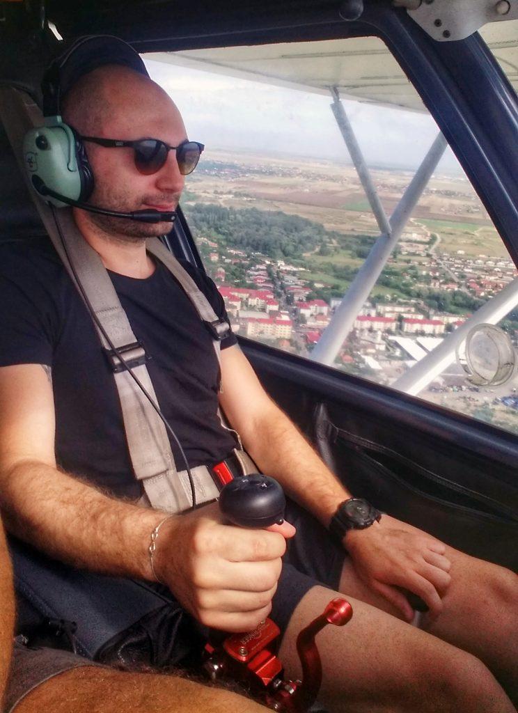 lecție de zbor