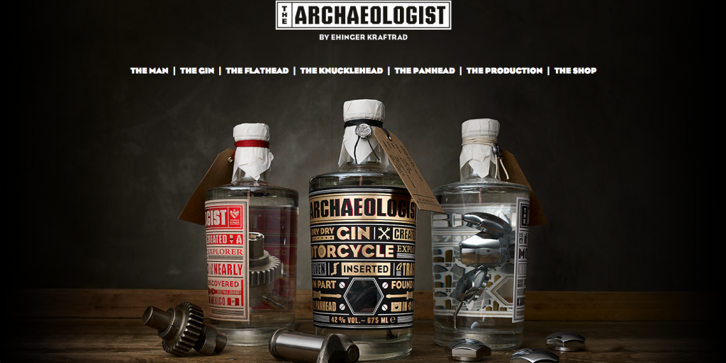 gin The Archaeologist