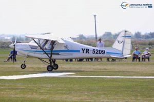 Concurs de precizia aterizării