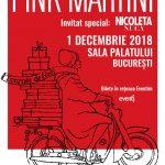 pink martini sala palatului